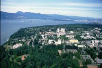 Aerial View of UBC